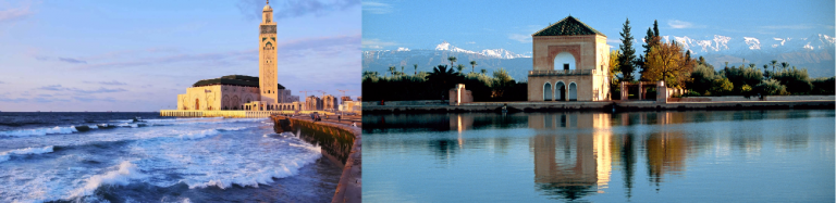 Marrakech vs Casablanca- which do you prefer?