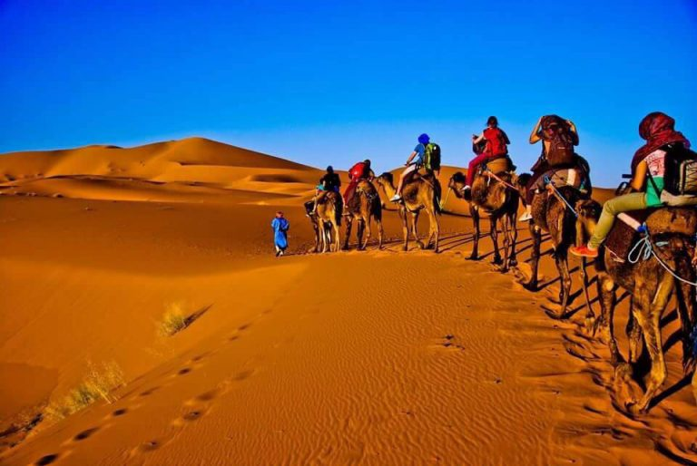 Complete travel guide to first time visitor in Morocco