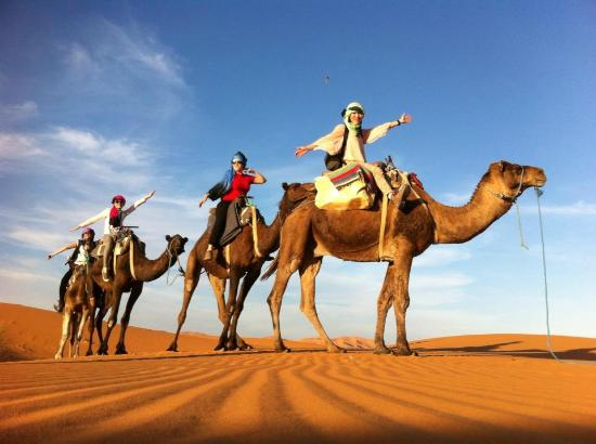 Come and fall in love with Morocco