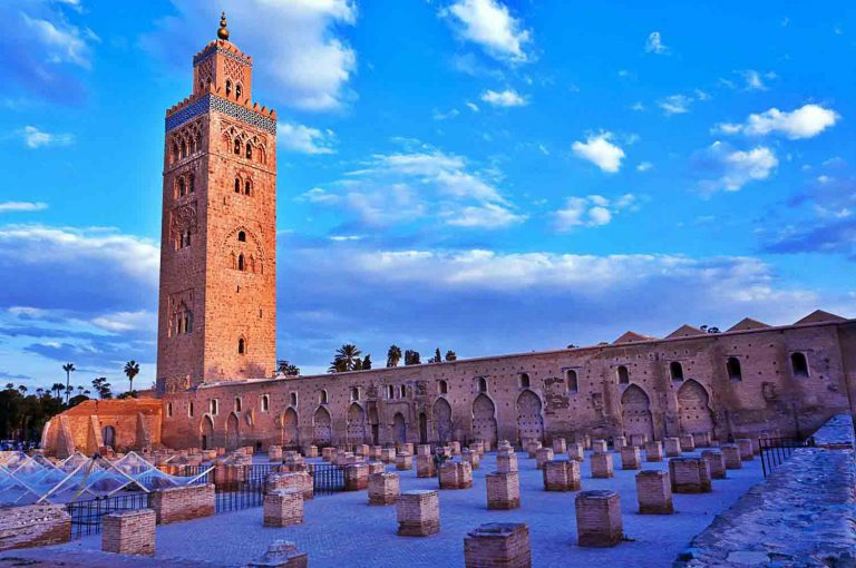 Main tourist sights in Morocco