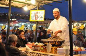 morocco food tour at marrakech