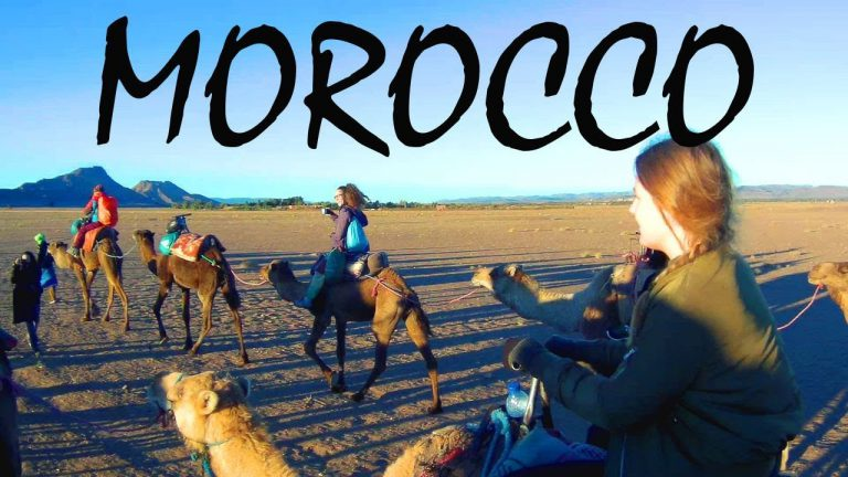 48 hours in Morocco