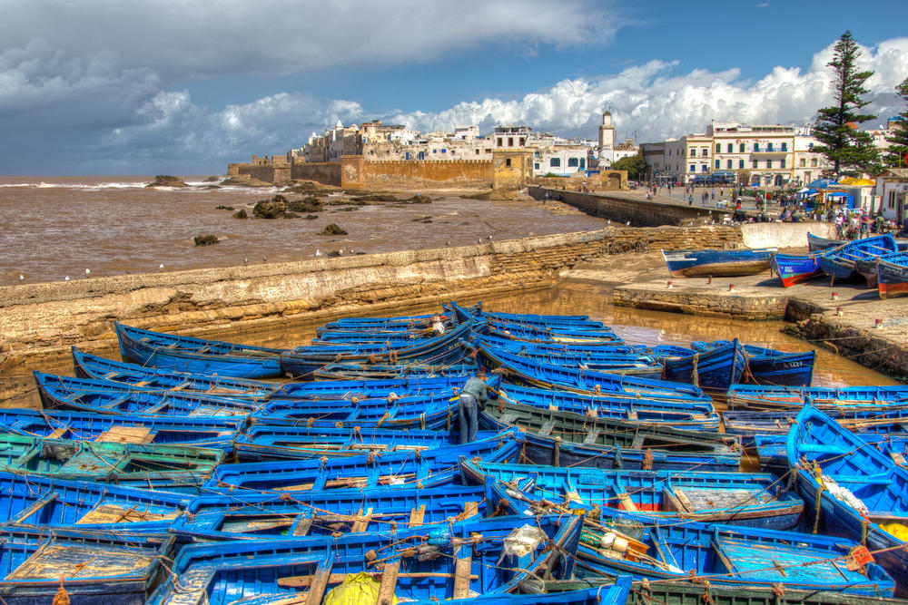 Beauty of Essaouira