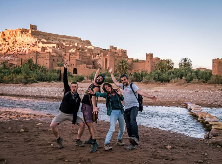 How you can visit Morocco within one week of time ?